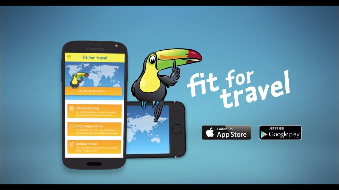 fit for travel app review