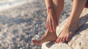 foot skincare