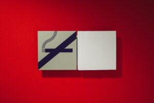 No smoking Zone
