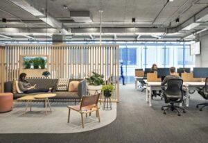 Cozy workplace design ideas