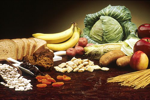 sources of vitamins - fruits and vegetables