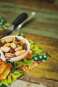 How many Brazil nuts per day