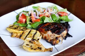 7 day meal plan for muscle gain