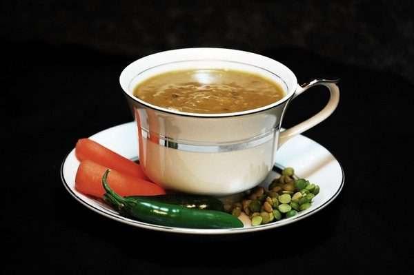 Split peas for various health benefits