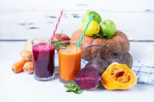 Nighttime smoothie for weight loss