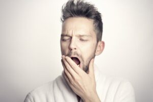 irregular sleep pattern