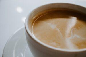 milk coffee indigestion