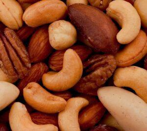 are almonds gluten free