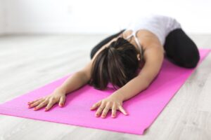 what is restorative yoga 4 easy poses for your routine