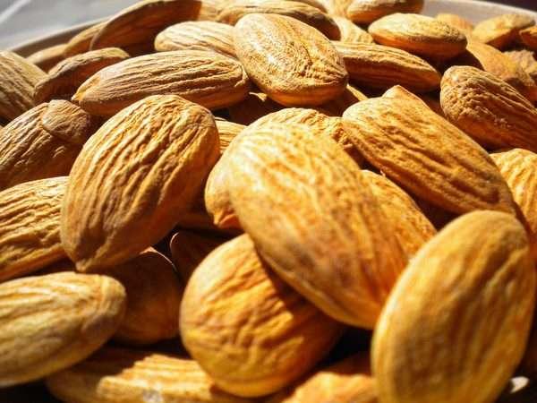 Almonds are gluten free