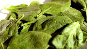 Greens can increase the level of Nitric oxide