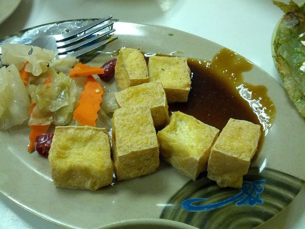Tofu is rich in protein which can give you various health benefits