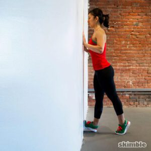 ankle mobility stretch