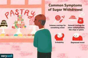 sugar withdrawal