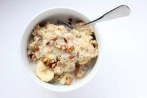 Overnight oats protein