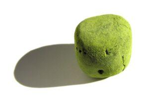 Sugar green tea scrub