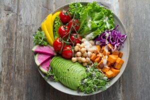 Vegan for beginners.