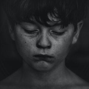mental health first aid sad