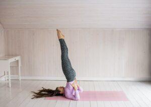 hot yoga poses