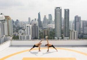 12 hot yoga poses