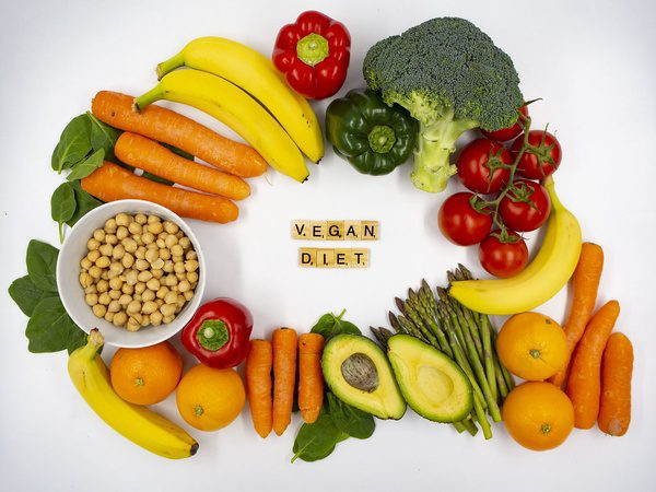 Vegan diet for vegan hair loss