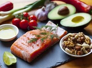 low residue diet