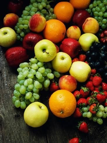 breaking the fast with fruits