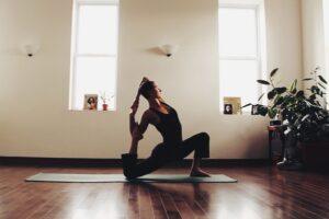 10 minutes morning yoga benefit