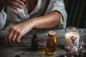 diy tanning oil