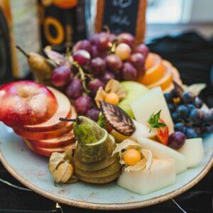 Vegan Food Plate