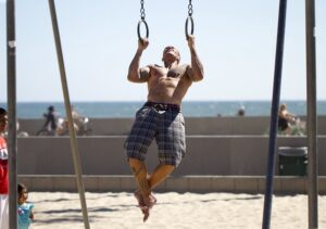 Bodyweight workout for stability