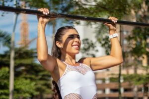 Bodyweight workout for strength