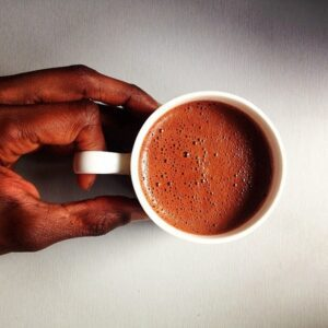 What's chaga tea good for