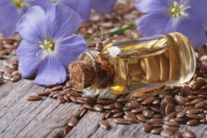 Flaxseed For Hot Oil Treatment