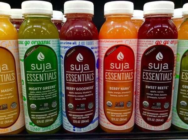 Suja juice cleanse