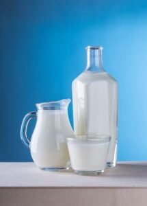 Dairy Products are to be consumed during the 3rd and the 4th phase of the ideal protein diet