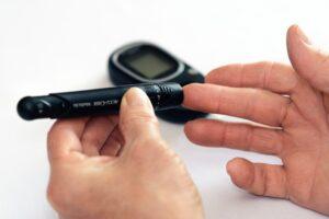 controls blood sugar