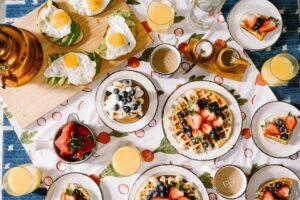 don't miss breakfast