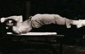 Bruce Lee workouts