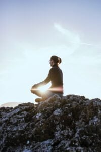 yoga steps for peace of mind