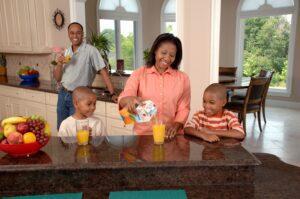 Healthy Family Dynamics