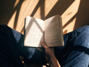 Reading habits can help you overcome substance abuse.
