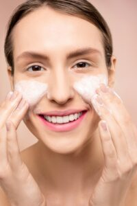 cleanser vs face wash