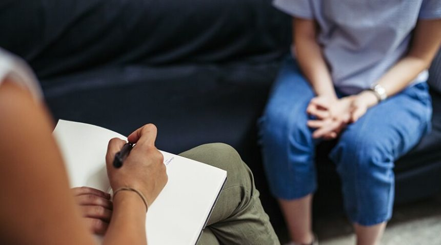 things to talk about in therapy