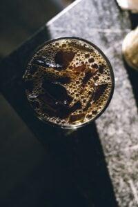 Iced latte vs Iced coffee