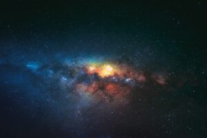 Fun facts about the nervous system related to the stars inMilky way Galaxy