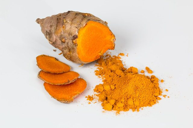 food good for sinus - turmeric