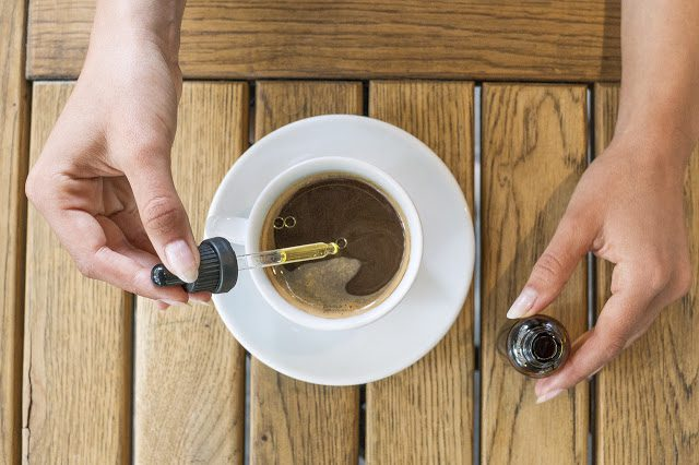use of cbd oil - in coffee -how to use cbd oil