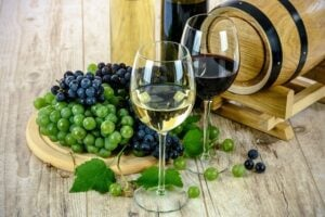 alcohol - food that causes sinus