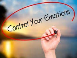 How to Have A Good Control On your Emotions